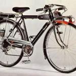 リトラクタブル自転車
