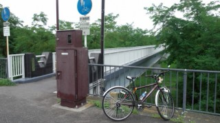 羽村堰下橋 7.29