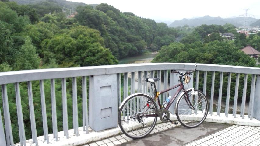 山田大橋2 8.1 プレシジョントレッキング