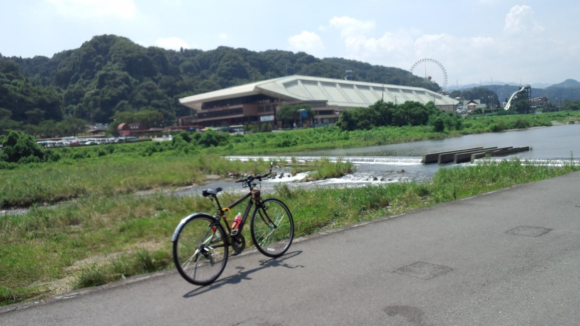 秋川CR 500km達成1_8.9
