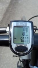 秋川CR 500km達成2_8.9