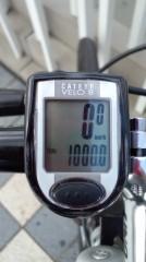 1000km到達 2011.9.6