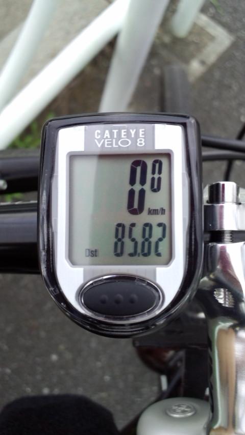 多摩サイ 2011.9.6_85.82km