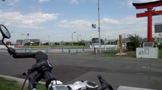 多摩サイ 大鳥居 2011.9.6
