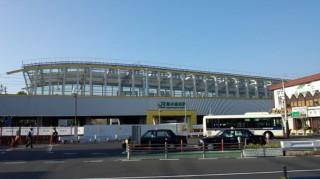 JR東小金井駅 2011.09.19