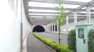 鎌倉街道 綾部原トンネル