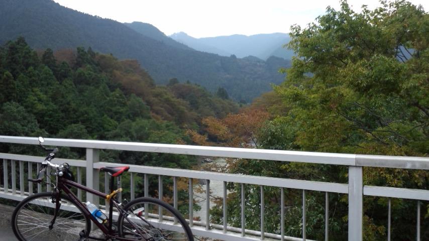御岳橋 2011.9.30