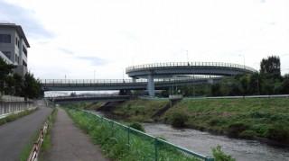 鶴見川青少年サイクリングコース 横浜青葉IC