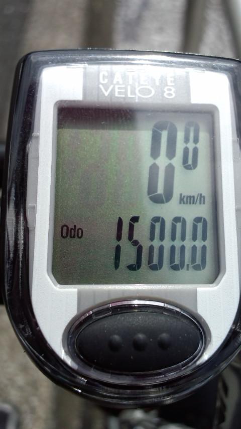 サイコン 累計1500km_2011.9.28