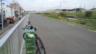 鶴見川CR