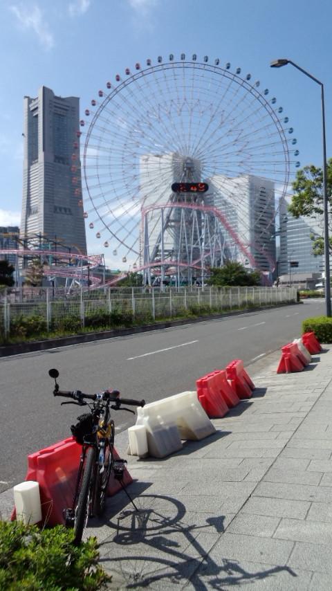 よこはまコスモワールド 2011.10.5