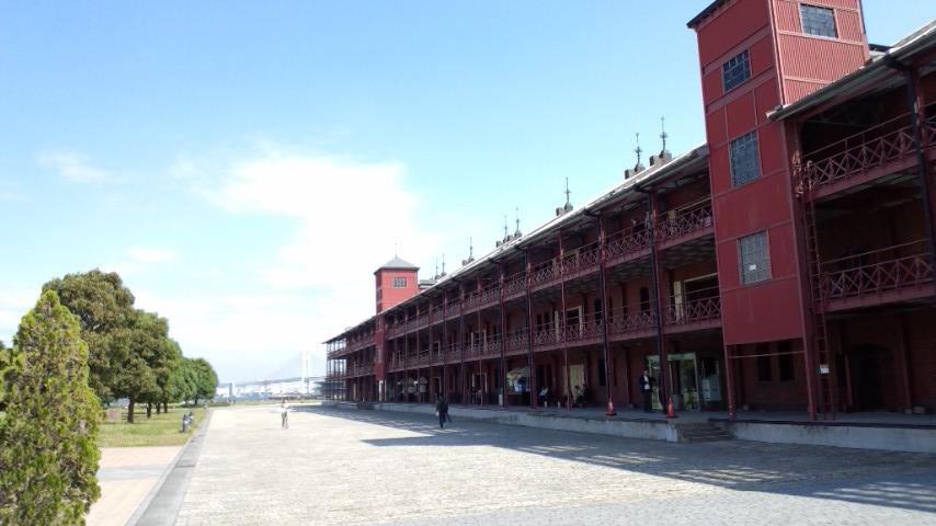 横浜 赤レンガ倉庫 2011.10.5