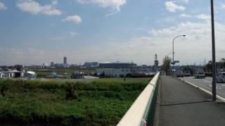 新横浜 小机大橋 2011.10.5