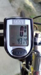サイコン 2011.10.3_43.1km