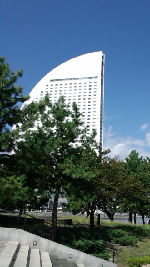 インターコンチネンタルホテル 2011.10.5