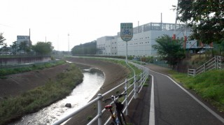 境川CR「藤沢・大和 自転車道」
