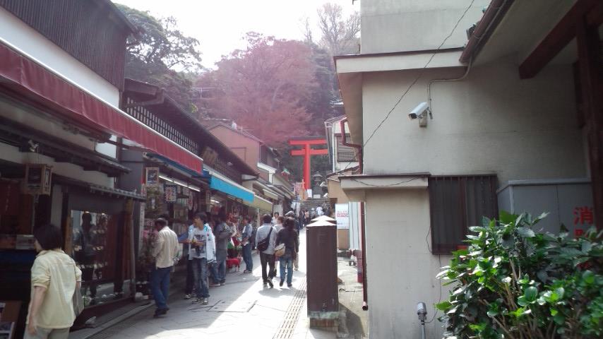 江ノ島 参道