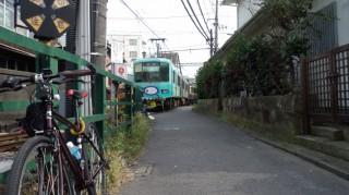 江ノ電とプレトレ
