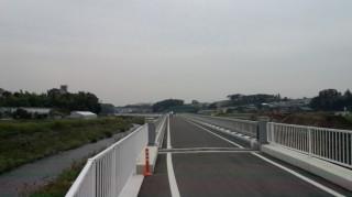 境川CR キレイ過ぎる区間