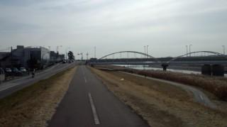 多摩川CR 多摩川原橋