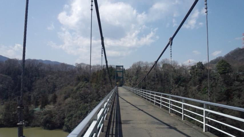 津久井湖 名手橋_3   八王子南バイパス 入口
