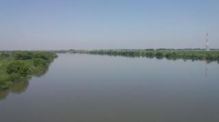 新利根川橋 利根川