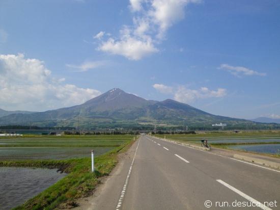 トヨタ CM 福島 猪苗代 磐梯山