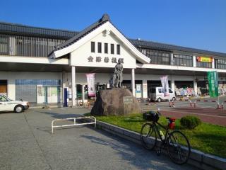 JR会津若松駅