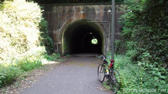 小峰隧道(旧小峰トンネル)
