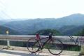 日の出町 梅野木峠 サイクリング