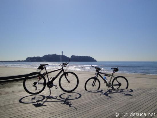 プレトレ サイクリング 江ノ島