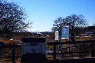 柳瀬川 城前橋