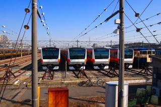 JR東日本 豊田車両センター