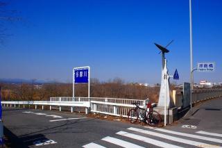多摩サイ上流右岸 拝島橋