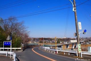 多摩サイ右岸 羽村大橋