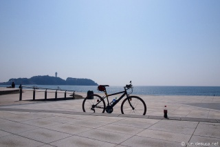 湘南海岸公園ボードウォーク(海風のテラス)