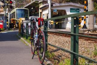 江ノ島電鉄 湘南海岸公園駅
