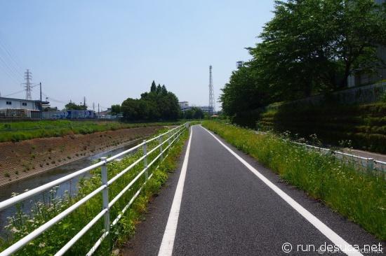 01 境川サイクリングロード