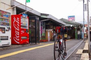 秩父鉄道 御花畑駅(芝桜駅)
