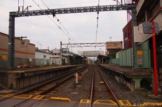 御花畑駅(芝桜駅)