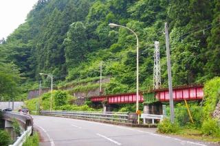秩父鉄道 白久駅から武州日野駅