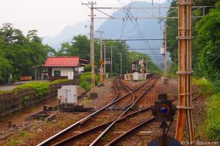 秩父鉄道 武州日野駅
