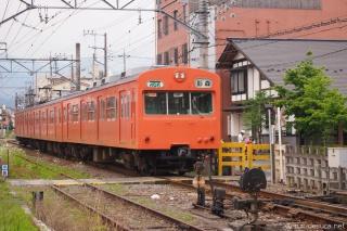 秩父鉄道 101系 1003F(オレンジ) 秩父駅