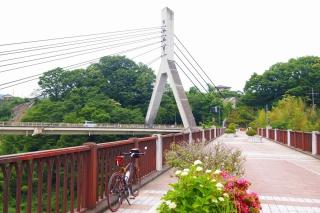 「秩父橋」 あの花 聖地