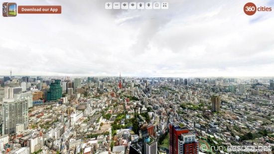 東京六本木ギガピクセル