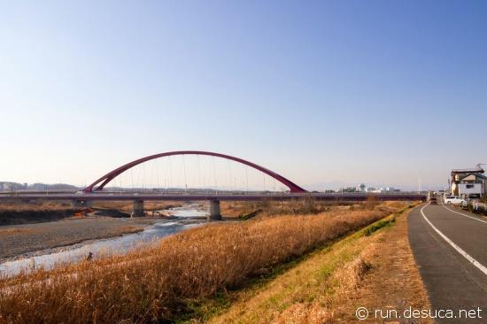 多摩サイ 多摩大橋