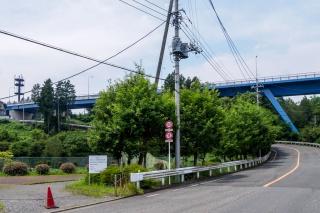 秋川 山田大橋 激坂