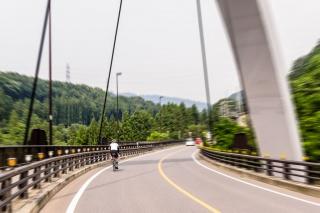 檜原街道 新矢柄橋