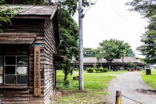 荒川サイクリング 旧(熊谷)陸軍飛行学校桶川分校場跡
