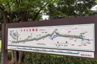 埼玉県 さきたま緑道